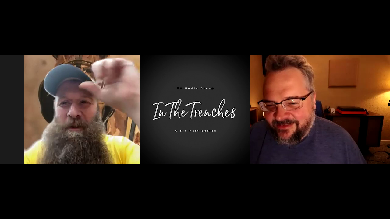 In The Trenches 001 Robert Daniels